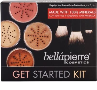 BelláPierre Get Started Kit kozmetični set I.