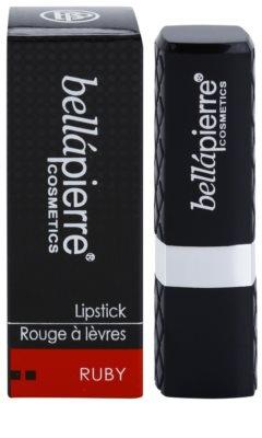 BelláPierre Lips Ruj  cu particule minerale 3