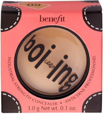 Benefit Boi-ing покриващ коректор за околоочната област 3