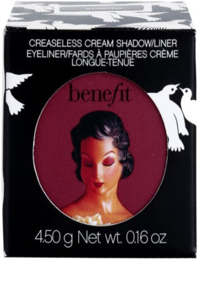 Benefit Creaseless кремообразни сенки за очи и очна линия 2 в 1 3