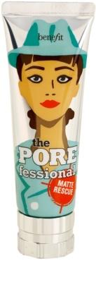 Benefit The POREfessional unsichtbares Gel zum Mattieren gegen ein glänzendes Gesicht und erweiterte Poren
