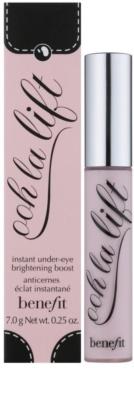 Benefit Ooh La Lift aufhellender Korrektor für die Augenpflege gegen dunkle Kreise 2