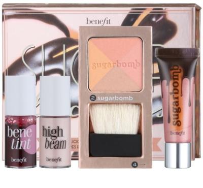 Benefit SUGARlicious set cosmetice I. 1