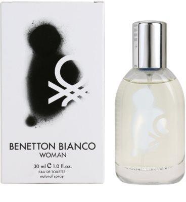 Benetton Bianco Eau de Toilette für Damen