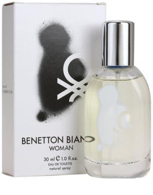 Benetton Bianco Eau de Toilette für Damen 1