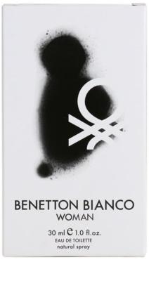 Benetton Bianco Eau de Toilette für Damen 4