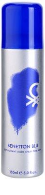 Benetton Blu Man Deo-Spray für Herren