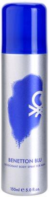 Benetton Blu Man desodorante en spray para hombre