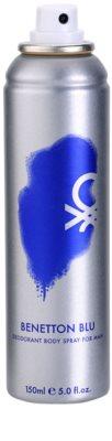 Benetton Blu Man Deo-Spray für Herren 1