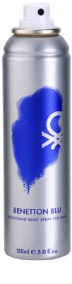 Benetton Blu Man deodorant Spray para homens 1