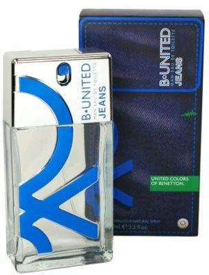 Benetton B. United Jeans Man toaletná voda pre mužov