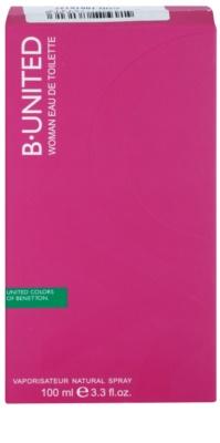 Benetton B. United Women toaletní voda tester pro ženy