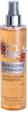 Benetton Energizing Pitanga Körperspray für Damen