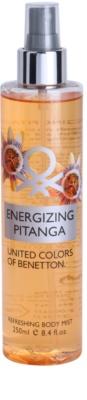 Benetton Energizing Pitanga tělový sprej pro ženy
