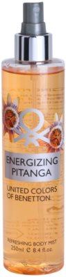 Benetton Energizing Pitanga Körperspray für Damen 1