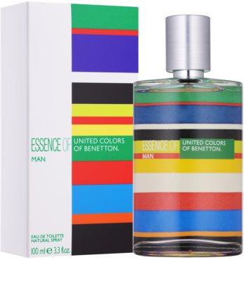 Benetton Essence of Man toaletní voda pro muže 1