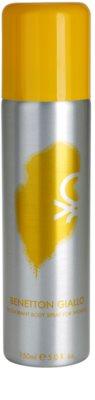 Benetton Giallo дезодорант-спрей для жінок