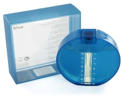 Benetton Inferno Paradiso Blue Man туалетна вода для чоловіків