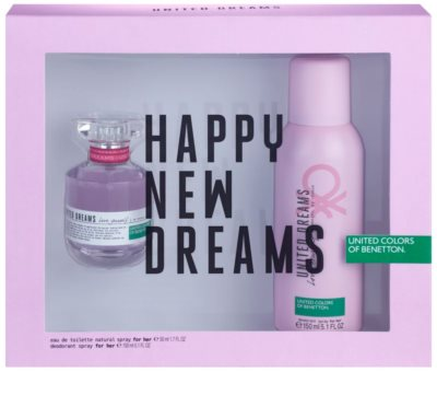 Benetton United Dreams Love Yourself lotes de regalo 2
