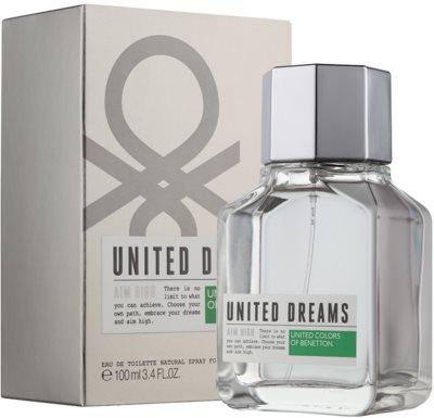 Benetton United Dream Men Aim High eau de toilette para hombre 1