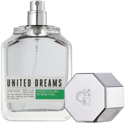 Benetton United Dream Men Aim High eau de toilette para hombre 2