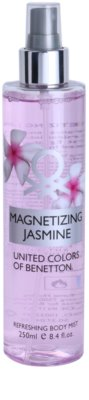 Benetton Magnetizing Jasmine spray pentru corp pentru femei