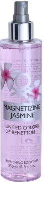 Benetton Magnetizing Jasmine tělový sprej pro ženy 1