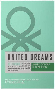 Benetton United Dreams Men Be Strong toaletní voda pro muže 3