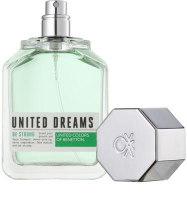 Benetton United Dreams Men Be Strong toaletní voda pro muže 2