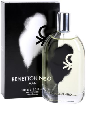 Benetton Nero Eau de Toilette for Men 1
