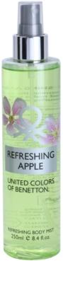 Benetton Refreshing Apple Körperspray für Damen
