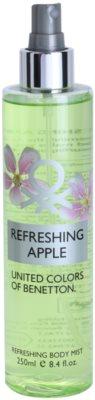 Benetton Refreshing Apple testápoló spray nőknek 1
