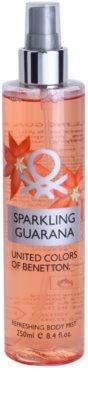 Benetton Sparkling Guarana tělový sprej pro ženy
