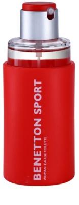 Benetton Sport Woman toaletní voda tester pro ženy
