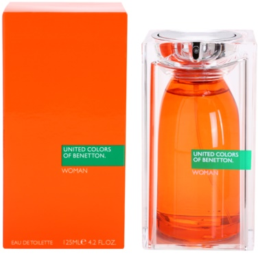 Benetton United Colors of Benetton Woman Eau de Toilette pentru femei