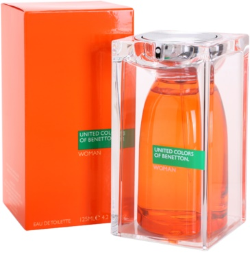 Benetton United Colors of Benetton Woman eau de toilette para mujer 1