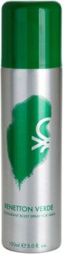 Benetton Verde Deo Spray for Men