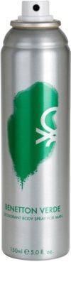 Benetton Verde дезодорант за мъже 1