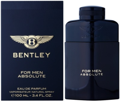 Bentley Bentley for Men Absolute eau de parfum férfiaknak