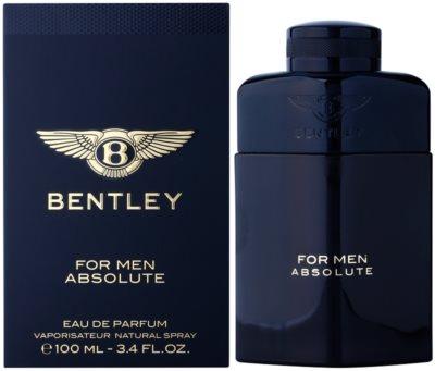 Bentley Bentley for Men Absolute Eau De Parfum pentru barbati
