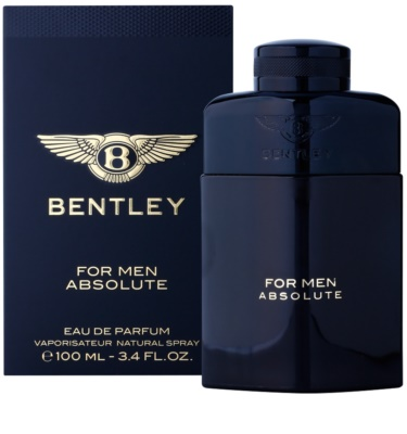 Bentley Bentley for Men Absolute eau de parfum férfiaknak 1