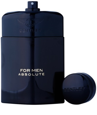 Bentley Bentley for Men Absolute eau de parfum férfiaknak 3