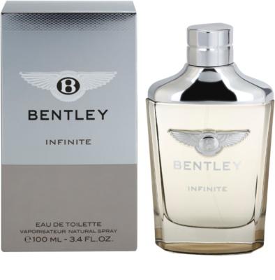 Bentley Infinite туалетна вода для чоловіків