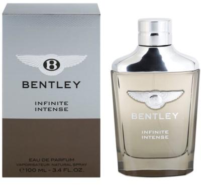 Bentley Infinite Intense parfémovaná voda pro muže