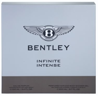 Bentley Infinite Intense set cadou 2