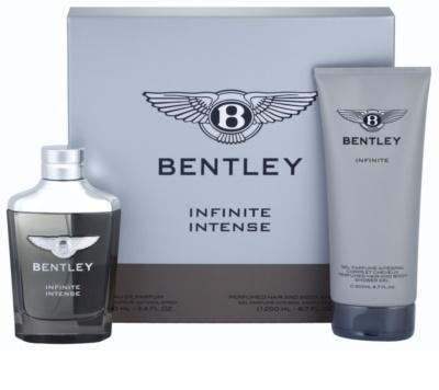 Bentley Infinite Intense подарунковий набір