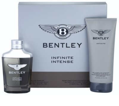 Bentley Infinite Intense set cadou