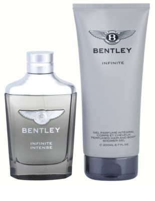 Bentley Infinite Intense set cadou 1