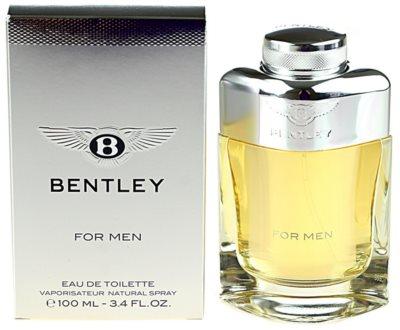 Bentley Bentley for Men toaletná voda pre mužov