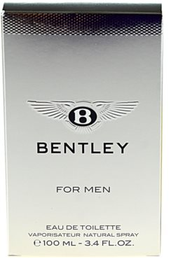 Bentley Bentley for Men Eau de Toilette für Herren 4